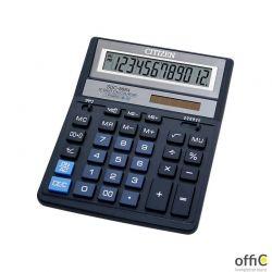 Kalkulator SDC-888XBL CITIZEN 12-cyfrowy, 203x158mm, niebieski