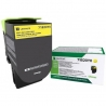 Kaseta z tonerem Lexmark 71B20Y0 do CS/CX3  zwrotny  2 300 str.  yellow