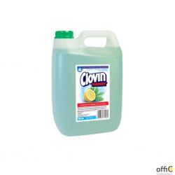 CLOVIN Mydło antybakteryjne 5l Cytryna i Zielona Herbata HANDY ECO