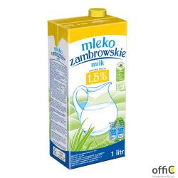 Mleko ZAMBROWSKIE UHT 1.5% 1l