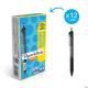 Długopis INKJOY 300 RT czarny automatyczny PAPER MATE S0959910
