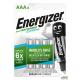 Bateria akumulatorek ENERGIZER HR3 AAA (4szt) 800mAh