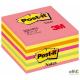 Bloczek 3M POST-IT 2028-NP 76x76mm różowy 450k FT510093204