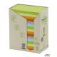 Karteczki samoprzylepne ekologiczne Post-it 3M 16 x100 kartek 76x127mm 655-1RPT