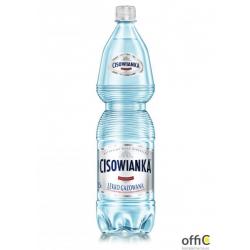 Woda CISOWIANKA 1.5l lekko gazowana
