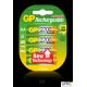 Akumulator NiMH GP AA 1.2V min. 2600mAh GPRHC272C121