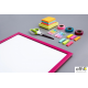 Zakładki indeksujące POST-IT_ (671/3), papier, 26x76mm, 3x100 kart., mix kolorów