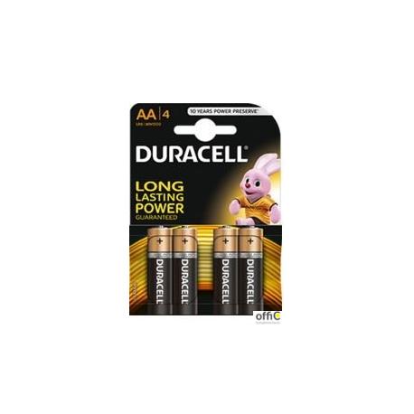 Bateria DURACELL BASIC LR6/AA K4 (4szt) 4520103