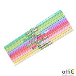 Bibuła marszczona, zestaw 3 pastelowa, 10 szt. FIORELLO 170-2509