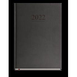 Kalendarz Uniwersalny 2022 A4 tygodniowy czarny T-218V-V Michalczyk i Prokop