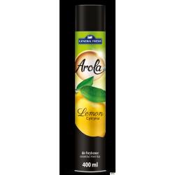 Odświeżacz powietrza AROLA Spray 400ml cytryna GENERAL FRESH