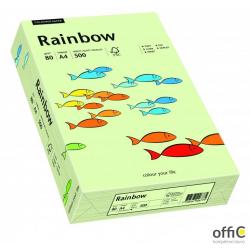 Papier xero kolorowy RAINBOW bladozielony R72 88042585