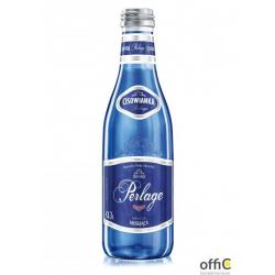 Woda CISOWIANKA 0.3l Perlage gazowana szkło