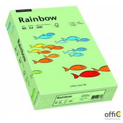 Papier xero kolorowy RAINBOW przygaszona zieleń R75 88042629