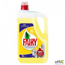 FAIRY Płyn do naczyń koncentrat Lemon 5L 0090971
