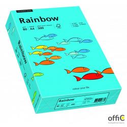 Papier xero kolorowy RAINBOW niebieski R87 88042739