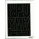 LITERY samop.10cm (9)czarne ARTDRUK