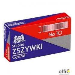Zszywki nr 10 GRAND 10 paczek x 1000sztuk 110-1389