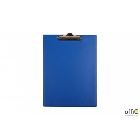 Deska z klipsem A4 niebieska KH-01-01 BIURFOL