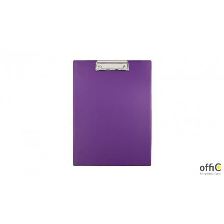 Deska z klipsem A4 violet BIURFOL KKL-01-05 (pastel fiolet.)