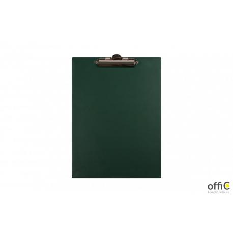 Deska z klipsem A4 ciemnozielona KH-01-07 BIURFOL