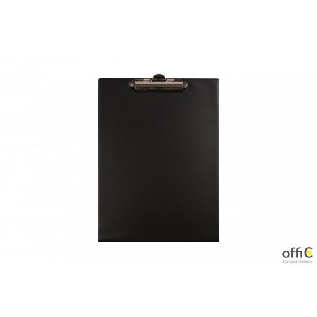 Deska z klipem A4 czarna CLIPBOARD KH-01-03 BIURFOL