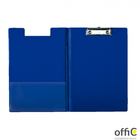 Teczka z klipsem A4 niebieska ESSELTE 56045