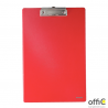 Deska z klipsem A4 czerwona ESSELTE 56053