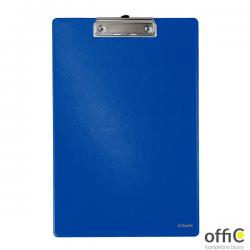 Deska z klipsem A4 niebieska ESSELTE 56055