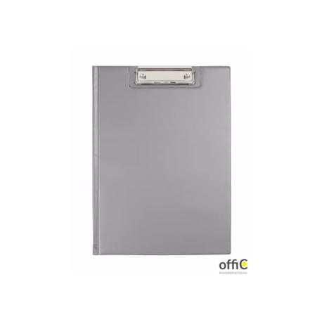 Deska klip A5 silver KKL-00-01 BIURFOL