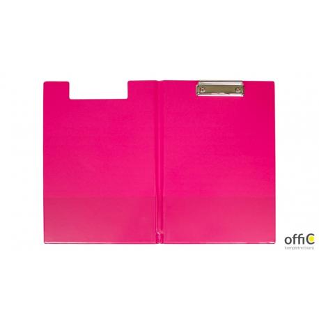 Teczka klip A5 pink KKL-03-03 BIURFOL