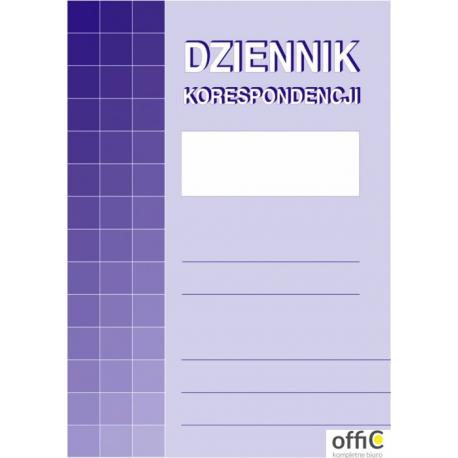 701-1 Dziennik koresponden.A4 MICHALCZYK i PROKOP