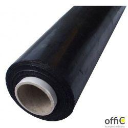 Folia stretch DOTTS 1,5kg 23mic czarna rozciągliwość 170%
