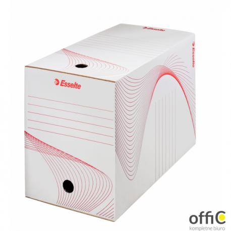 Pudło archiwizacyjne ESSELTE BOXY 200mm białe 128701