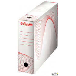 Pudło archiwizacyjne ESSELTE BOXY 100mm białe 128102