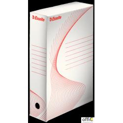 Pudło archiwizacyjne ESSELTE BOXY 80mm białe 128001/128080
