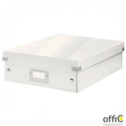 Pudełko z przegródkami LEITZ C&S duże białe 60580001