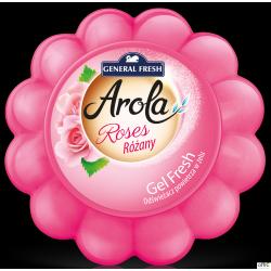 Odświeżacz dynia AROLA GEL FRESH 150g róża GENERAL FRESH