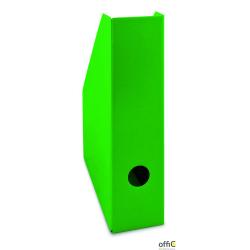 Pojemnik na czasopisma zielony lakierowany BANTEX 100552131