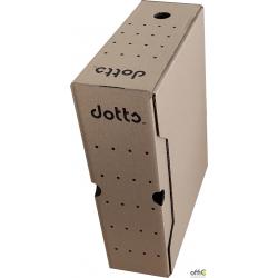Pudło archiwizacyjne DOTTS / DATURA 80mm zew.320x78x260